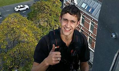 Sven van den Burg